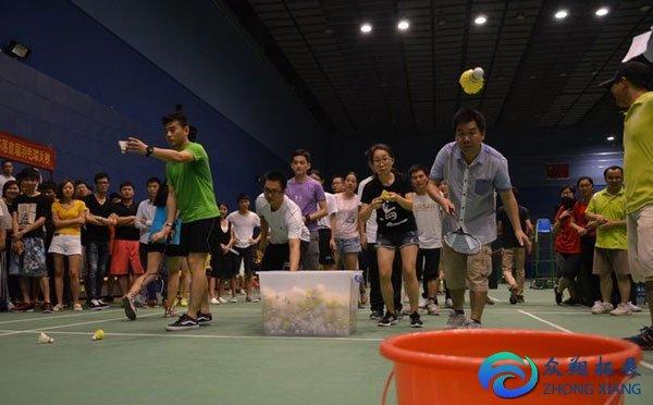 大型班级趣味羽毛球技术交流活动策划书
